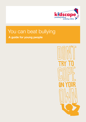 You can beat bullying