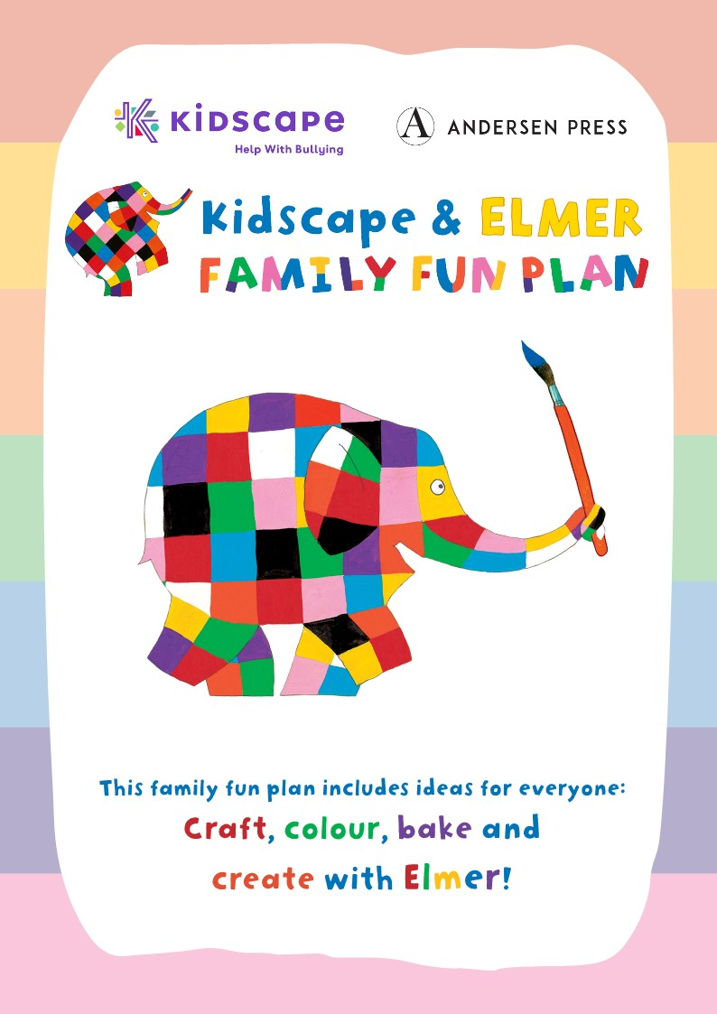 Kidscape Family Fun Plan Pack