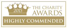 Charity Awards 2015 Highly Commended