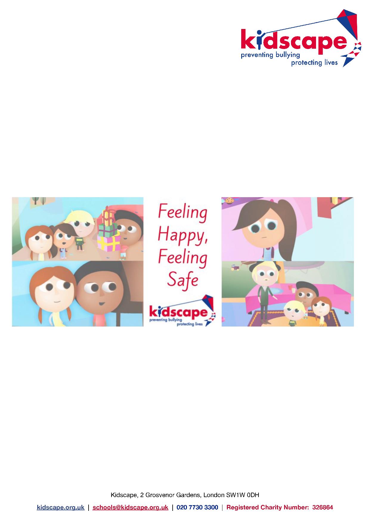 Watching Feeling Happy, Feeling Safe With Young Children